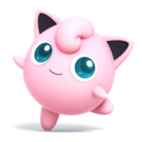 Jigglypuff - Super Smash Bros. for Nintendo 3DS and Wii U