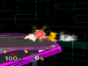 Pikachu Edge attack (slow) SSBM
