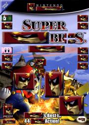 Super Smash Bros. Melee; Better version