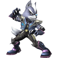 Wolf - Super Smash Bros. Brawl