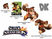 Donkey Kong (Super Smash Bros. Evolution)