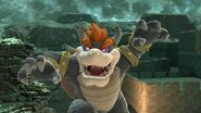 Bowser puppet fighter