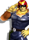 Captain Falcon Palette 01 (SSBM)
