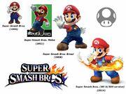 Mario (Super Smash Bros. Evolution)