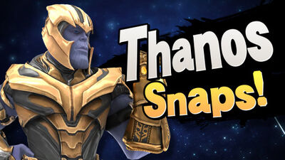 Thanos snap