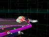Mario Edge attack (fast) SSBM