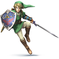 Link - Super Smash Bros. for Nintendo 3DS and Wii U