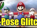 T-pose glitch