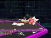Falco Floor attack (back) SSBM