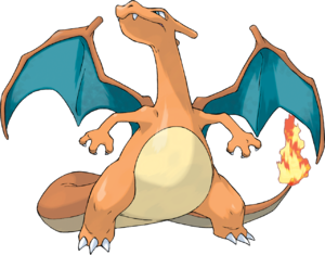 PokemonOfficialCharizard