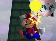 Super Jump Punch Mario SSB