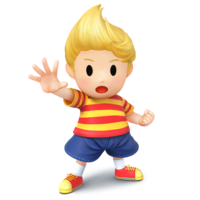 Lucas - Super Smash Bros. for Nintendo 3DS and Wii U
