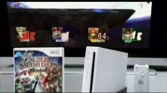 Super Smash Bros. Brawl *Extended* USA Commercial