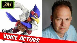 Super Smash Bros Voice Actors Part 1 Super Smash Bros All Characters Super Smash Bros Voices