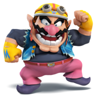 Wario - Super Smash Bros. for Nintendo 3DS and Wii U
