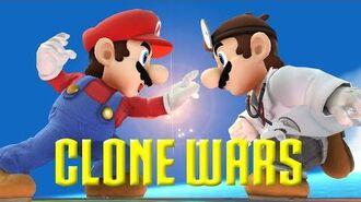Clone Wars Mario VS. Dr Mario (The Differences)