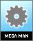 IconMega Man Character