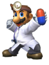 Drmario - Super Smash Bros. Melee