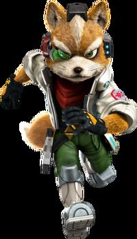 SFZ Fox McCloud