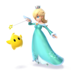 Rosalina & Luma - Super Smash Bros. for Nintendo 3DS and Wii U