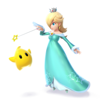 Rosalina & Luma - Super Smash Bros. for Nintendo 3DS and Wii U