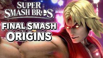 Super Smash Bros. Final Smash Origins - Ultimate Fighters – Aaronitmar