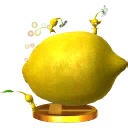 YellowPikminThrophy3DS