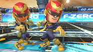 Captain Falcon Costume