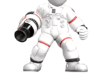 Astronaut body