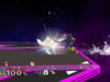 Captain Falcon Edge attack (slow) SSBM