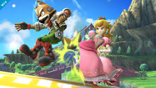 SSB4 - Peach Screen-1