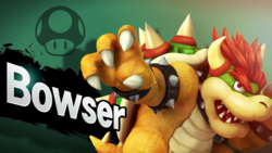 Bowser Splash