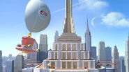 SSBU-New Donk City Hall 3