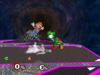 Yoshi Back throw SSBM