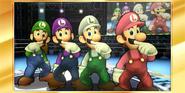 Luigi victory 2