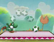 Yoshi Egg Throw