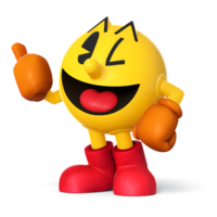 Pac-Man - Super Smash Bros. for Nintendo 3DS and Wii U