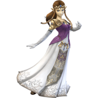 Zelda - Super Smash Bros. Brawl