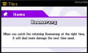 BoomerangTip