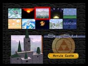 Ssb stageselect