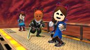 Mii Fighter on Halberd