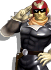 Captain Falcon Palette 02 (SSBM)