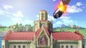 SSBU Princess Peach's Castle