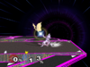 Mewtwo Back throw SSBM