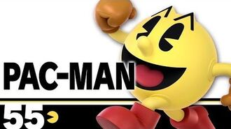 55 PAC-MAN – Super Smash Bros. Ultimate