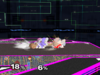 Ice Climbers Floor attack (front) SSBM