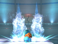 Water attack SSBB