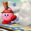 Diddy Kong Kirby (SSB3DS)