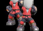 Fighter body