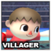 Villager Icon SSBWU
